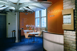 Showroom: USG Interiors, The Solutions Center