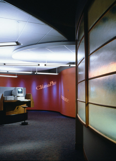showroom usg interiors, the solutions center | experiential space