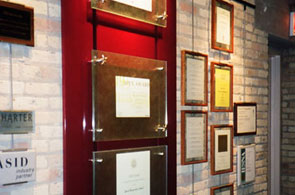 Merit Display: The Solutions Center